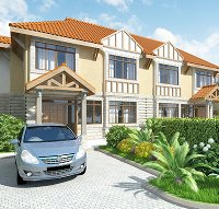 Olengai Townhouse
