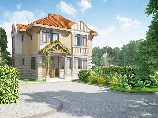 Olengai Solo Townhouses