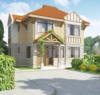 Olengai Solo Townhouse